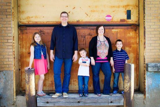 Matt & Family